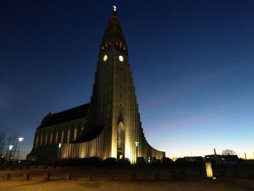 Hallgrimskirkja-Cathedral